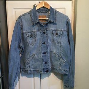 Levi's Denim Truckers Jacket